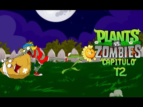 Plantas vs zombies animado 12 (PARODIA) Jehu Llerena