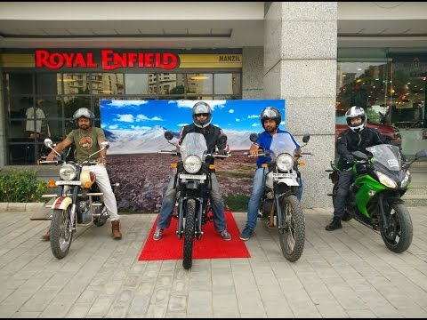 Royal Enfield Himalayan Owner