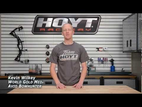 Hoyt RKT Draw Length Change