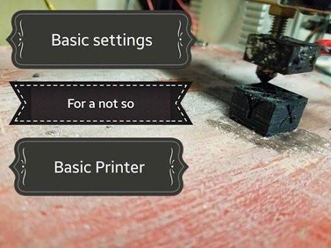download lagu Basic Settings For Smoothie Board On A Basic I3 gratis