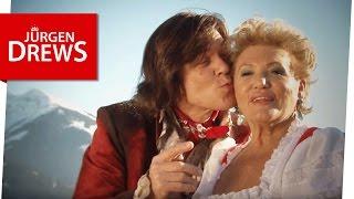 JÜRGEN DREWS ...gib Mir Einen Kleinen Kuss (official Videoclip)