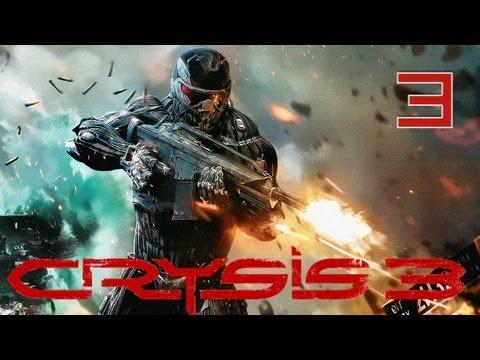 Crysis 3 прохождение с Карном. Часть 3