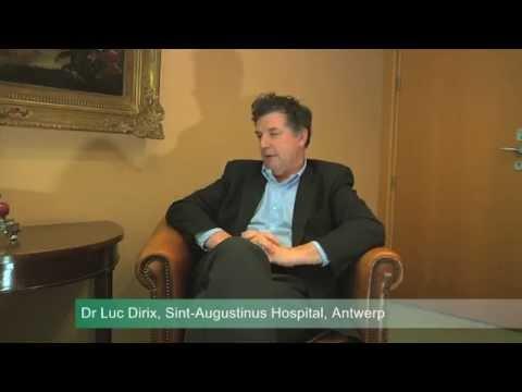 Exclusive interview with Dr. Luc Dirix (Sint-Augustinus ZNA – Antwerp) - PART1