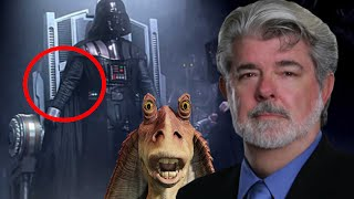 Why George Lucas is NOT a bad director- A Visual Essay