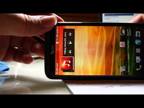 HTC one x touch screen problem