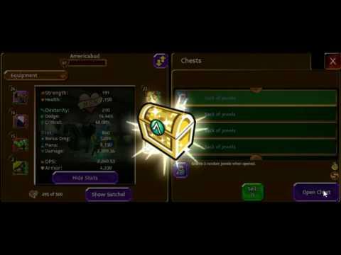 Arcane Legends Opening 2017 Gold Eggs (15)