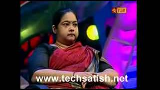 Santhosh singing Aarariraro Airtel Super Singer 3   Dedication Round   YouTube mpeg4