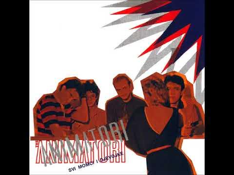 The Animatori  -  08  -  Sve Su Žene Poštene  (Official Audio 1984)