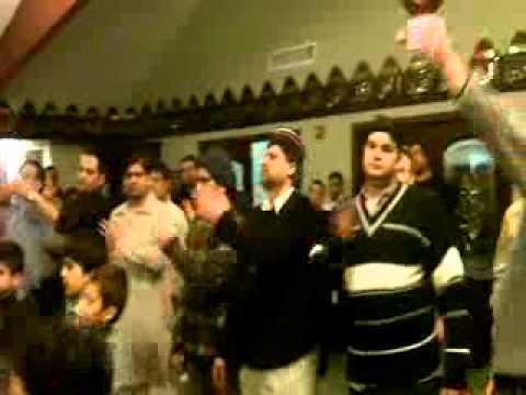 Zahra Ka Chand Tishna Urdu Noha. video