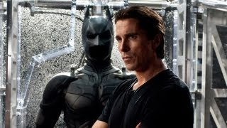 The Dark Knight Rises - 'The Dark Knight Rises' To Feature Over An Hour Of Imax Footage