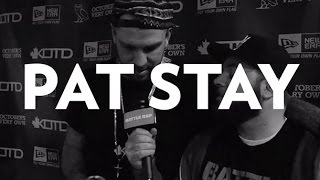 Pat Stay Recaps Charron Battle At Blackout 5