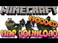 Minecraft Maps Download: Glide PVP - PE/Xbox 360/One/PS3/PS4/Wii U