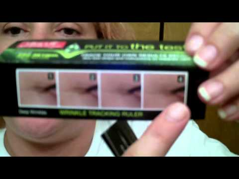 Garnier Ultra Lift Anti-Wrinkle Eye Roller(Un Boxing) Demonstration and Review