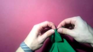 #7 Yakomoga - Origami Tutorial Triple Leaf