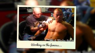 Best Tattoo Shops In The World - Dick de Wit's Magic Tattoo