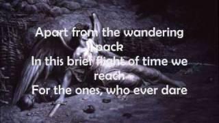 Download Lagu Nightwish - Amaranth - lyrics Gratis STAFABAND