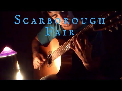 Anonymous - Scarborough Fair