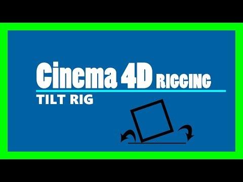 Cinema 4D Rigging | TILT RIG