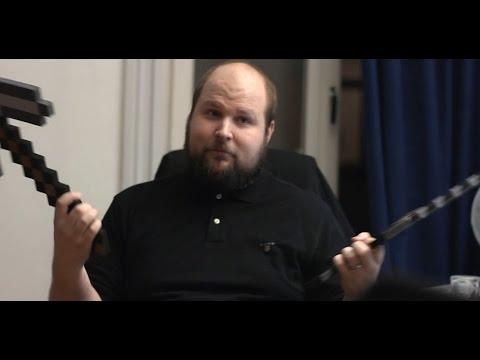 Создатель Minecraft Маркус Персон Нотч умирает от одиночества!