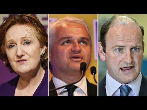 Who will replace Nigel Farage?
