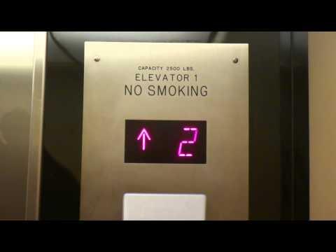 Moderate 330A Schindler Elevator Bloomingdale's Santa Monica Pl Calif.