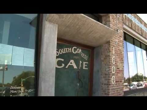 Kathie Tovo and the South Congress Cafe