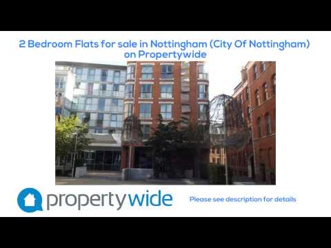 2 Bedroom Flats for sale in Nottingham (City Of Nottingham) on Propertywide