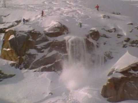 Amazing Downhill Skiing Disasters