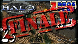 REUPLOAD: ZBros Play Halo Combat Evolved (Xbox One)! Episode 23-FINALE!!!