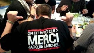 Merci Jaquie & Michel