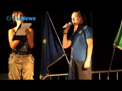 Manifestazione Mese dello Sport. Riconoscimenti speciali a Sergio Caprari e Agnese Allegrini