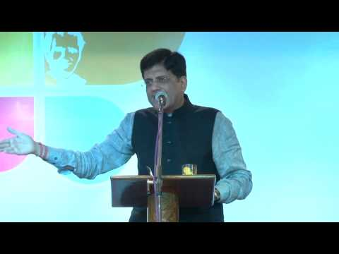 Piyush Goyal Keynote Address to Don Bosco Schools India