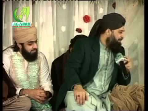 Mehfil Naat Model Town Lahore 2012 -owais Raza Qadri video