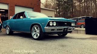1966 Chevelle Built by Trafficjams Motorsports