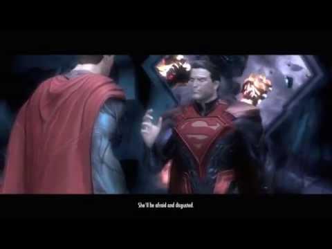 Epic Fights Superman vs Super-Man 2013 Full Movie Cinematics HD