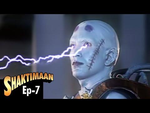 Shaktimaan - Episode 7 video