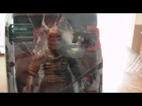 Unboxing: Neca Dead Space Isaac Clarke Figure