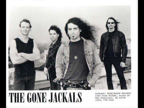 Gone Jackals - Black is White