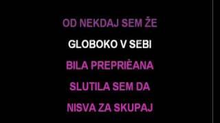 Karaoke - Anika Horvat - Ogenj in Led