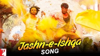 Jashn-e-Ishqa - Song - Gunday -  Ranveer Singh | Arjun Kapoor | Priyanka Chopra | Irrfan Khan