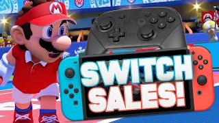 NEW Switch Game Sales and Deals on Controllers!