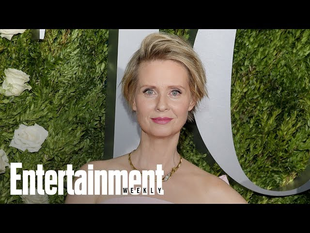 Cynthia Nixon Officially Announces Run For New York Governor  News Flash  Entertainment Weekly