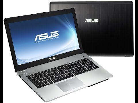 Prueba Asus N56vz laptop  ( f1 2013/ metro last light)