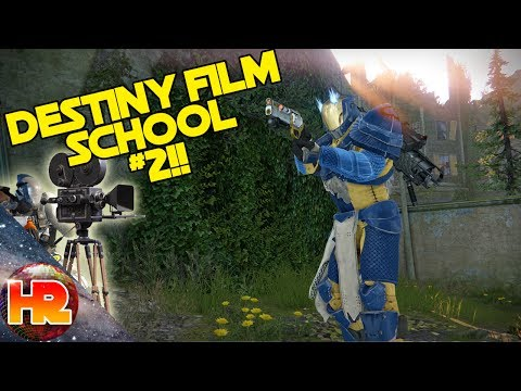 Destiny Film School 2 - Public Areas