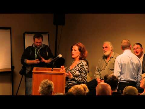 Cannabis Legalization: I-502 Open Forum #1 - Olympia Washington, 01/22/2013