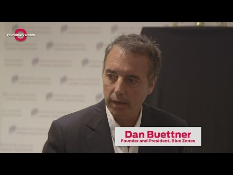 Dan Buettner on