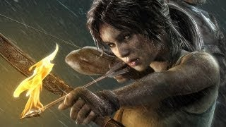 Tomb Raider 2013 |Gameplay| [II X4 631 & HD6450 1GB] HD