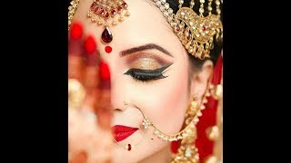 Bridal makeup kit essentials || Indian bridal makeup products.