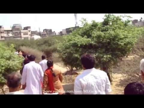God Place (lord Krishna) Nidhivan Vrindavan Forest, Krishna Rasleela Part - 2 video