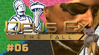 Hating Deus Ex: The Fall with Lord Pie Part 6 — What's a civilian casualty? — Yahweasel
